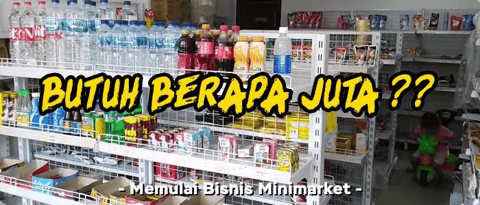bisnis minimarket murah